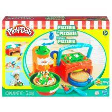 """Игровой набор Play-Doh """"Фабрика пиццы"""" Hasbro, 31989"""