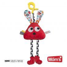 Розвиваюча іграшка Довгоножка червона, Mom's care, 967