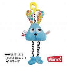 Розвиваюча іграшка Довгоножка блакитна, Mom's care, 966