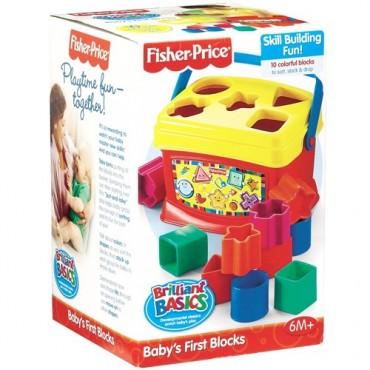 """Сортер """"Перші кубики малюка"""", Fisher Price, K7167"""