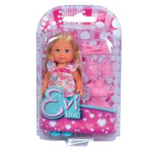 Кукла Эви и аксессуары Посуда, 12 см, 5734830