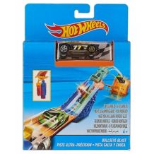 Карманный трек Hot Wheels Jump and Crush, CKJ08/DKR44