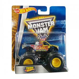 "Машина-позашляховик Team Hot Wheels серії ""Monster Jam"" Hot Wheels, BHP37"