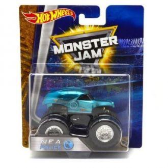"Машина-позашляховик NEA POLICE Hot Wheels серії ""Monster Jam"" Hot Wheels, BHP37/DRR79"
