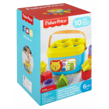 Ведерко с кубиками Fisher Price, FFC84