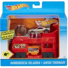 """Игровой набор """"Бургерная на колесах"""", Hot Wheels, DWK99/FDF56"""