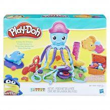 """Игровой набор Play-Doh """"Веселый осьминог"""", E0800"""