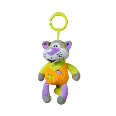 "Музична іграшка ""Котик"", BabyOno, 1353"