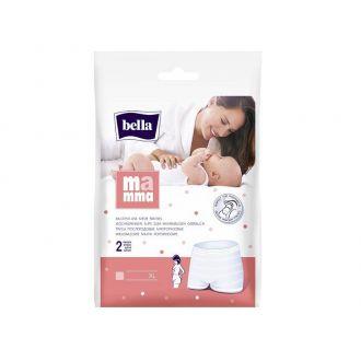 Труси післяпологові сітчасті багаторазового використання, XL, Bella, 95484