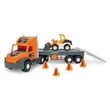 Wader Вантажівка Super Tech Truck з бульдозером, 36720