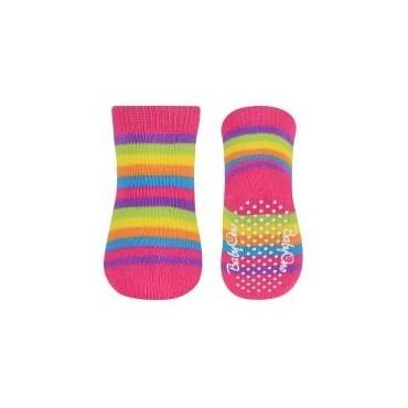 Шкарпетки махрові антиковзаючі 0+, 580/03