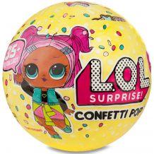 Игровой набор с куклой L.O.L. - сюрприз конфетти, сезон 3, 551515