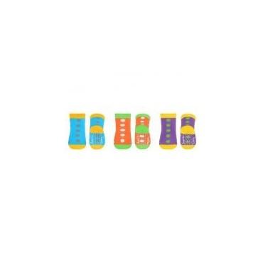 Носки махрові антиковзаючі, 6+, 582/01