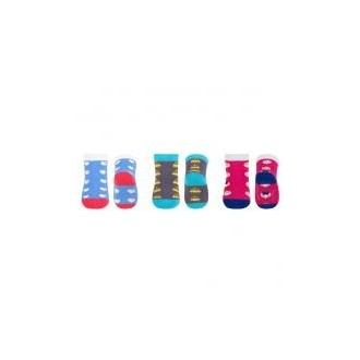 Шкарпетки махрові антиковзаючі, 6+, 582/03