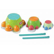 Игровой набор Черепашки-барабанчики, Little Tikes, 632266M