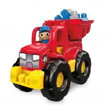 Трансформаторний трактор та самоскид 2 в 1, Mega Bloks, DPP73