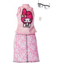 Одежда для Барби Hello Kitty, Mattel, FKR68