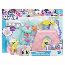 My Little Pony Friends Playset Assorted, Fluttershy, E0187