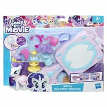 My Little Pony Friends Playset Assorted, Rarity, E0187