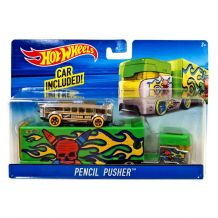 Машина далекобійника Pencil Pusher Hot Wheels, DXB41 BDW51