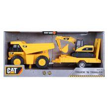 Набір вантажівки з причепом, CAT, MPK1934719