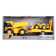 Набір вантажівки з екскаватором, CAT, MPK1934777