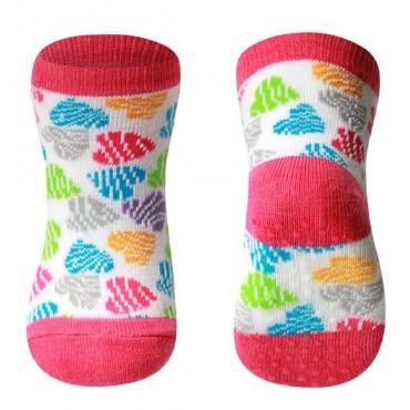 Шкарпетки бавовняні антиковзаючі 6+, 589/02