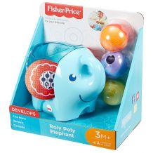 Игрушка Слоник с шариками FISHER-PRICE, DYW57