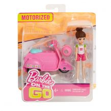 Barbie on the GO Мотороллер, FHV76 / FHV80
