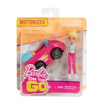 Barbie on the GO Кабриолет, FHV76 / FHV77