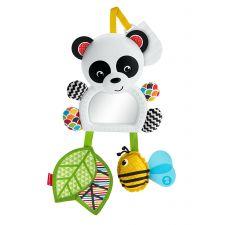 """Іграшка-підвіска з дзеркалом """"Панда"""" Fisher Price, FGH91"""
