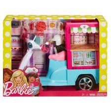 Barbie Скутер-бістро, FHR08