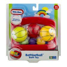 """Ігровий набір у ванну """"Баскетбол"""", Little Tikes, 605987M"""