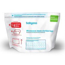 Пакети для стерилізації в мікрохвильовій печі, BabyOno, 1038