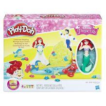 """Ігровий набір """"Підводне весілля Аріель"""" Play-Doh, Е0373"""