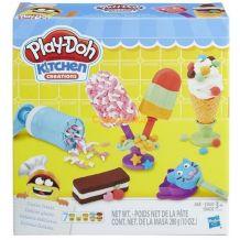"""ИГРОВОЙ НАБОР """"СДЕЛАЙ любимое мороженое"""" PLAY-DOH, E0042"""