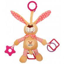 """Іграшка з вібрацією """"Кролик"""", Baby Mix, STK-17504P"""