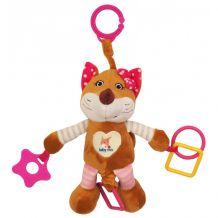 """Іграшка з вібрацією """"Лисичка"""", Baby Mix, STK-17509P"""