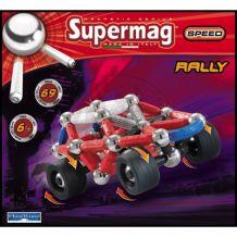 """Магнітний конструктор Supermag """"Раллі"""", Plast Wood, 0141"""