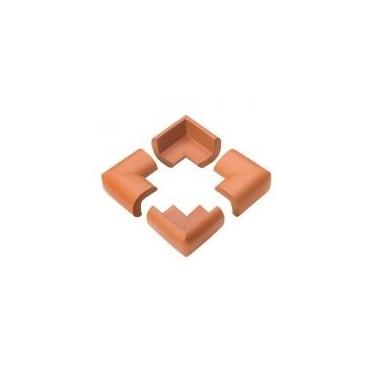 М'які накладки на кути, 4шт, BabyOno, 957