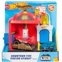 """Трек Hot Wheels """"Бензоколонка"""" серії City, FRH28 / FRH29"""