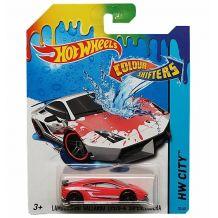 Машинки меняющие цвет Hot Wheels, BHR15