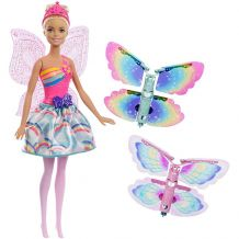 "Кукла Barbie Фея ""Волшебные крылья"", Mattel, FRB07 / FRB08"