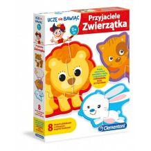 """Игра-пазл для малышей """"Животные"""", 50019"""