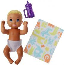 "Малыш Barbie ""Семья Барби Няня"" блондин, FHY76 / FHY80"