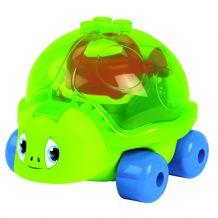 Черепашка з аксесуарами для гри з піском, Ecoiffer, 501
