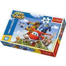 Пазл Trefl Super Wings, 60 ел, 17307