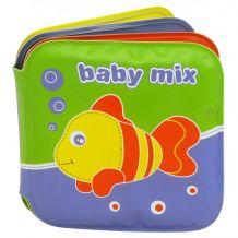 Книжечка-пищалка для ванной Наши друзья, Baby Mix, GS-161FD