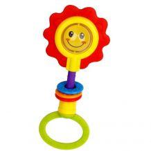 Погремушка Цветочек, Baby Mix, KP-0692