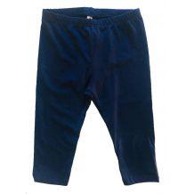 Леггинсы синие для девочки, Idexe, 94826
